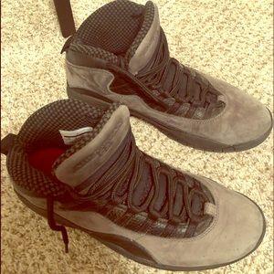Dark Shadow Jordan's